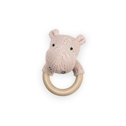Jollein Hippo Bidering, creamy peach