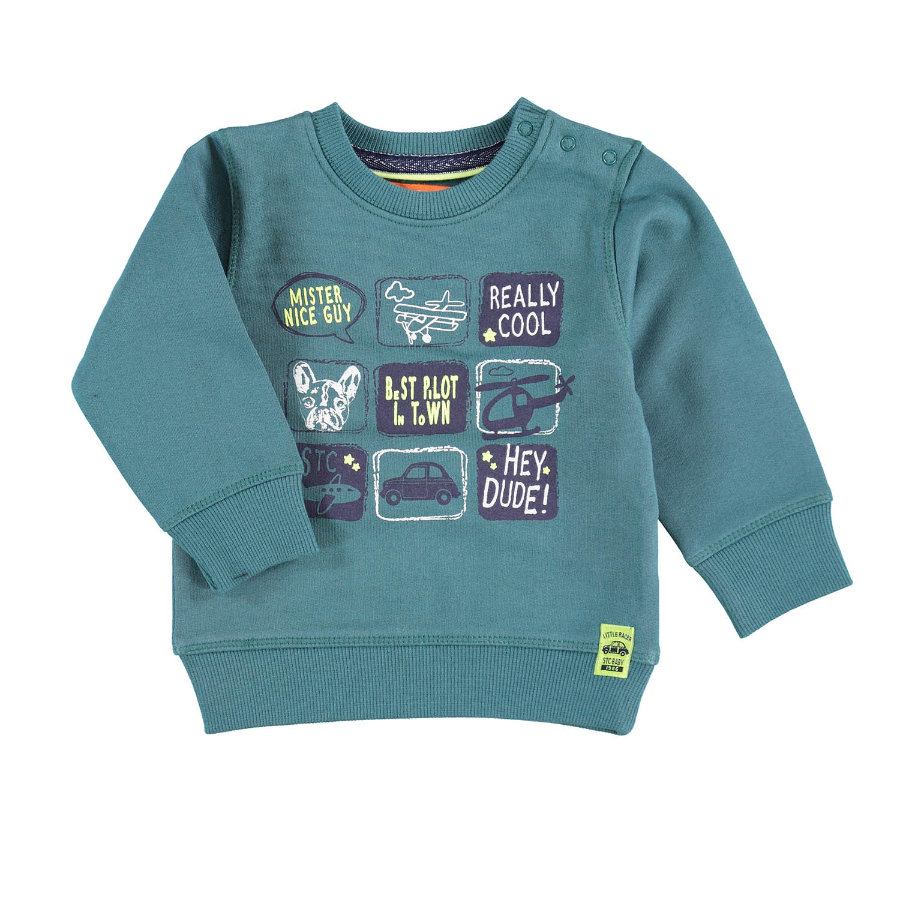 STACCATO Boys Sweatshirt lake