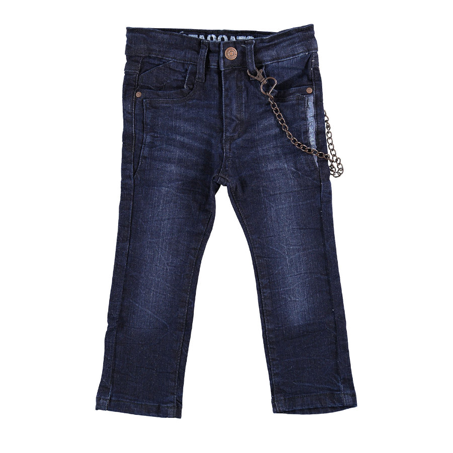 STACCATO Boys Jeans Skinny con cadena denim azul oscuro
