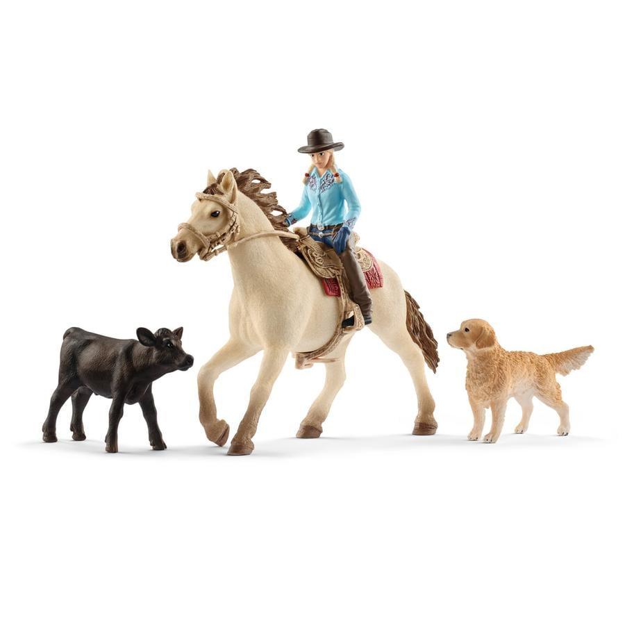 Schleich Figurine ferme western 42419