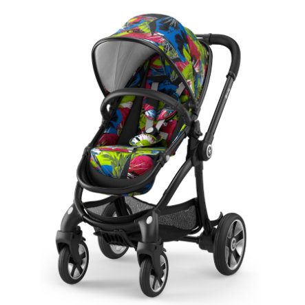 Kiddy Barnevogn Evostar 1 Street Jungle