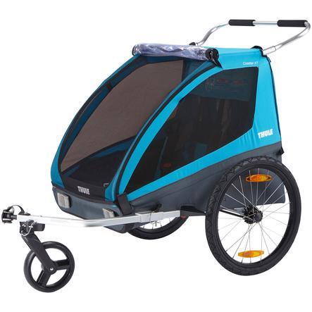 Thule Sykkelvogn Coaster XT Blue