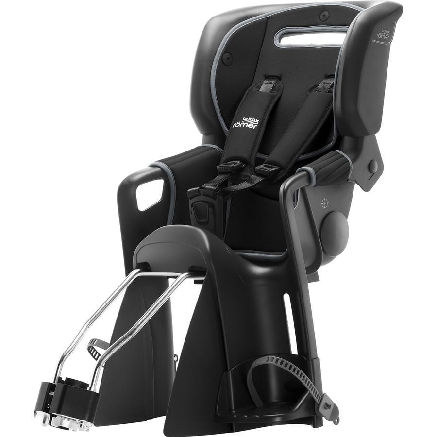 Britax Römer Silla de bicicleta Jockey² Comfort Black - negro / gris
