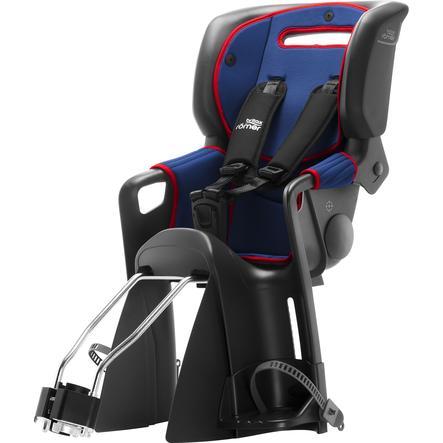 Britax Römer Fahrradsitz Jockey² Comfort Black - Blue/ Red