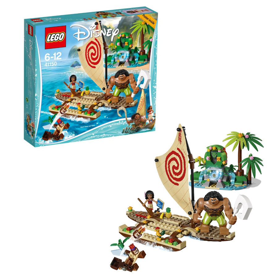 LEGO® Disney Princess™ - Vaianas resa på havet 41150