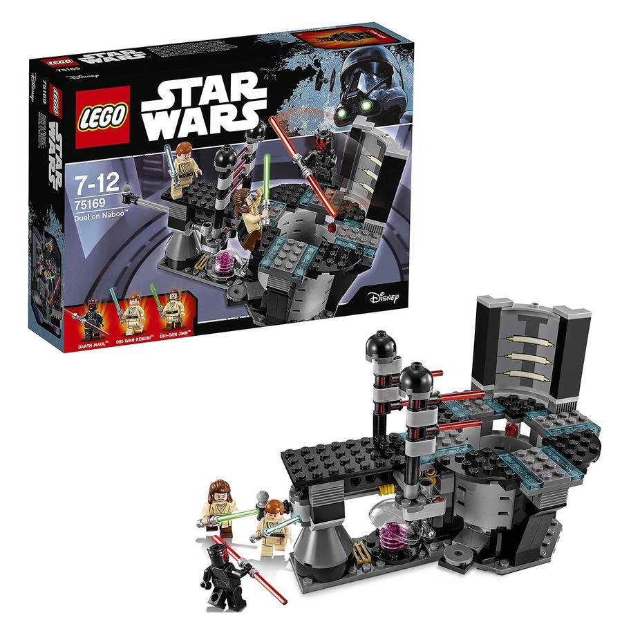 LEGO® Star Wars™ Duellen på Naboo™ 75169