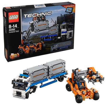 LEGO® Technic - Přeprava kontejnerů 42062