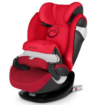 cybex gold silla de coche pallas m fix rebel red red. Black Bedroom Furniture Sets. Home Design Ideas