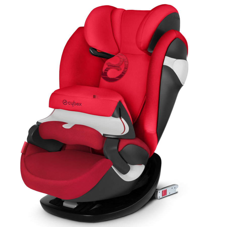 cybex Kindersitz Pallas M-fix Rebel Red-red
