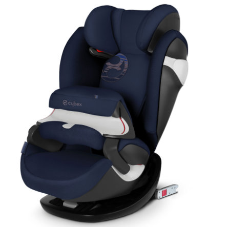 cybex GOLD Silla de coche Pallas M-fix Denim Blue-blue
