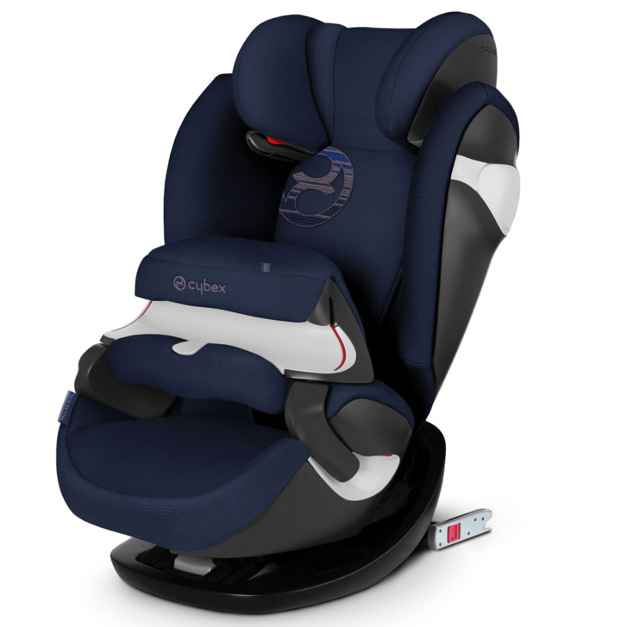 CYBEX Turvaistuin Pallas M-fix, Denim Blue-blue
