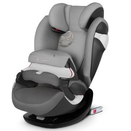 cybex GOLD Kindersitz Pallas M-fix Manhattan Grey-mid grey 2018