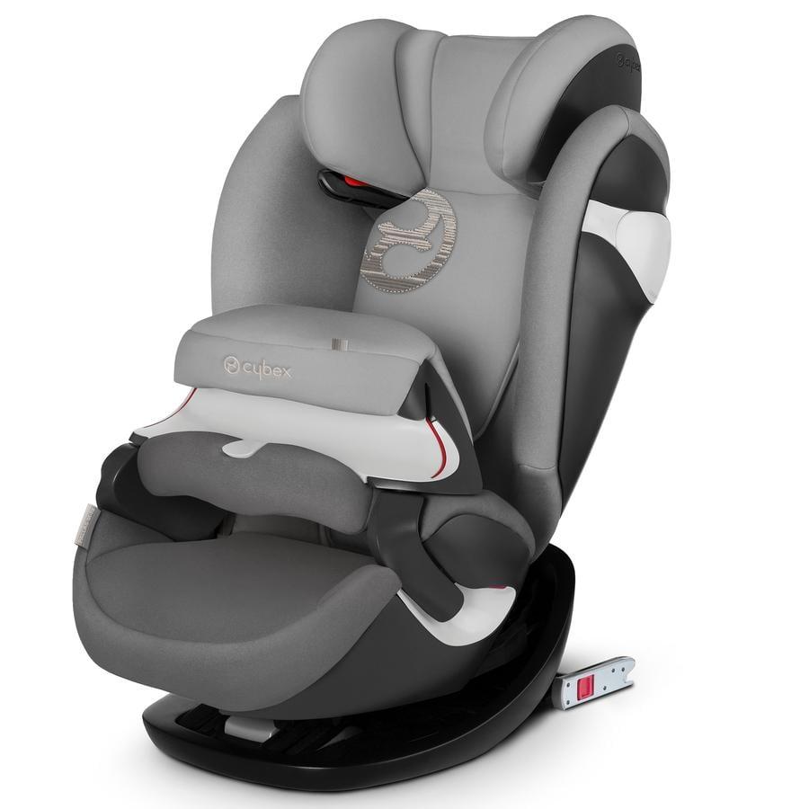 cybex gold car seat pallas m fix manhattan grey mid grey. Black Bedroom Furniture Sets. Home Design Ideas