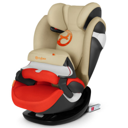 cybex GOLD Autostoel Pallas M-fix Autumn Gold-burnt red 2018