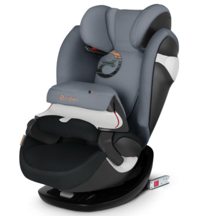 cybex GOLD Siège auto Pallas M-fix Pepper black-dark grey