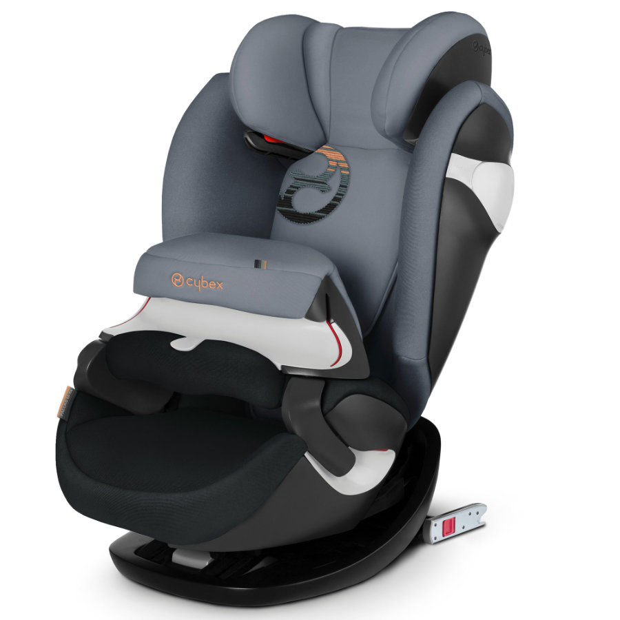 cybex GOLD Kindersitz Pallas M-fix Pepper Black-dark grey