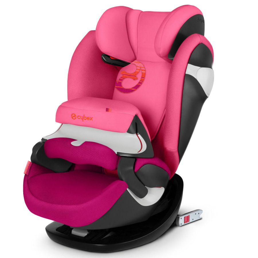 cybex GOLD Siège auto Pallas M-fix Passion pink-purple, 2018