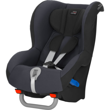 Britax Bilbarnstol Max-Way Black Series Storm Grey