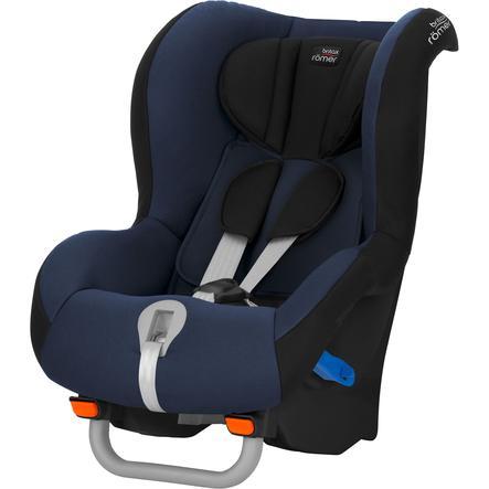 Britax Römer Kindersitz Max-Way Black Series Moonlight Blue