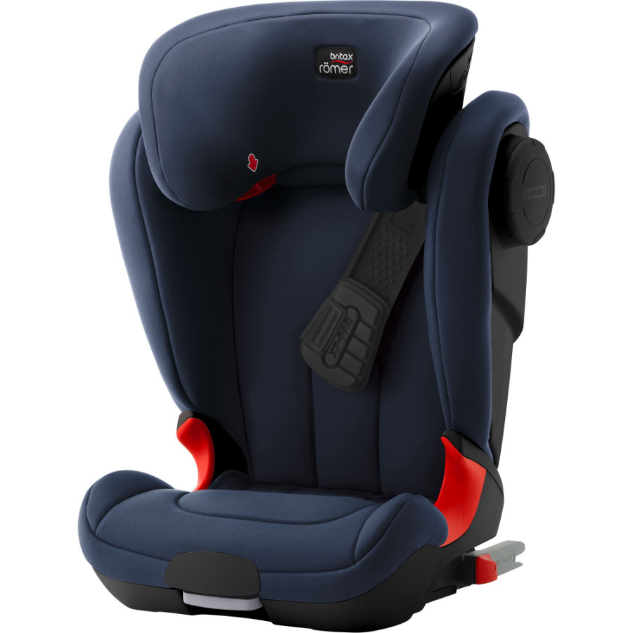 BRITAX RÖMER Kidfix XP SICT Turvaistuin, Black Series, Moonlight Blue