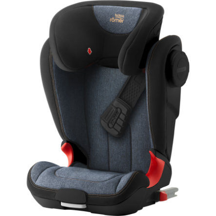 Britax Römer Car Seat Kidfix XP SICT Black Series Blue Marble