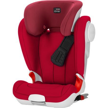 BRITAX RÖMER Fotelik samochodowy Kidfix XP SICT Flame Red