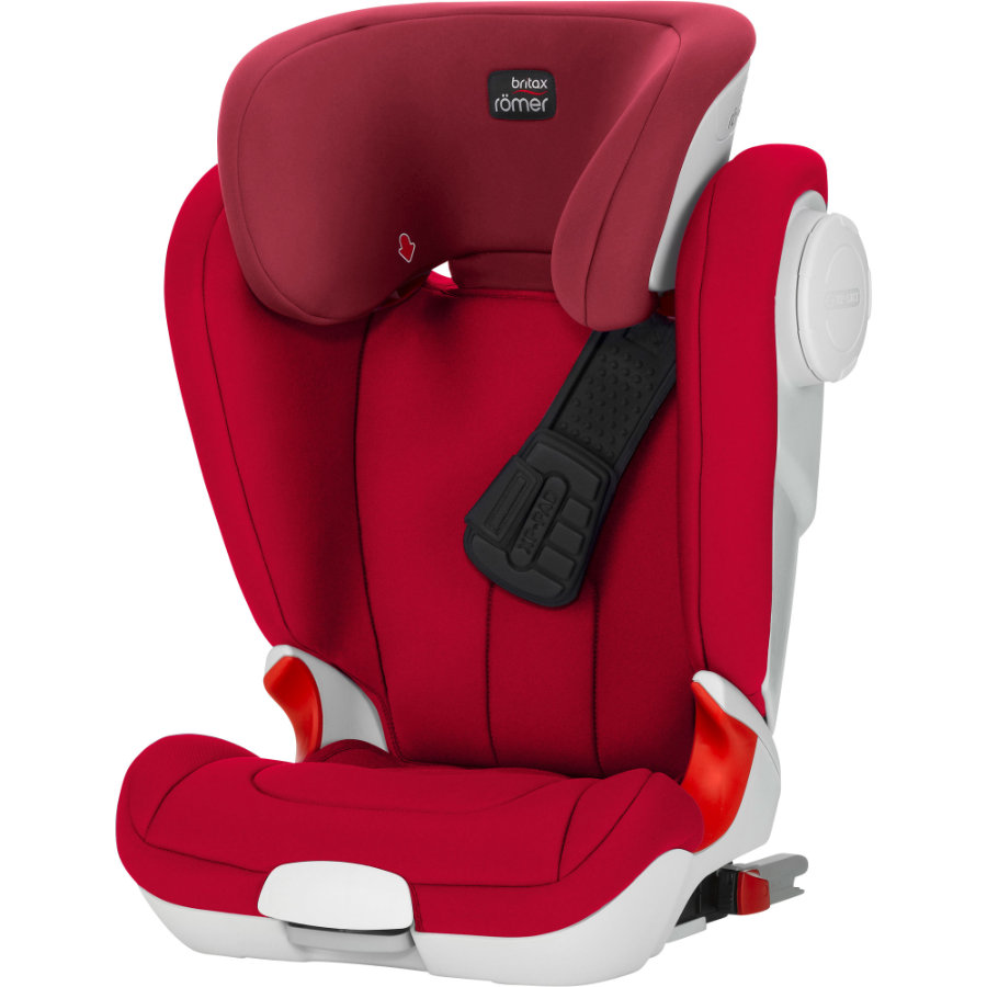 Britax Römer Kidfix XP SICT 2018 Flame Red
