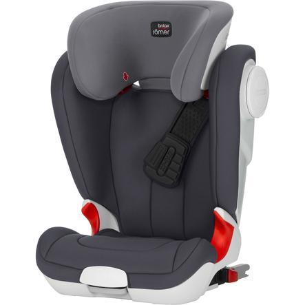 BRITAX RÖMER Fotelik samochodowy Kidfix XP SICT Storm Grey