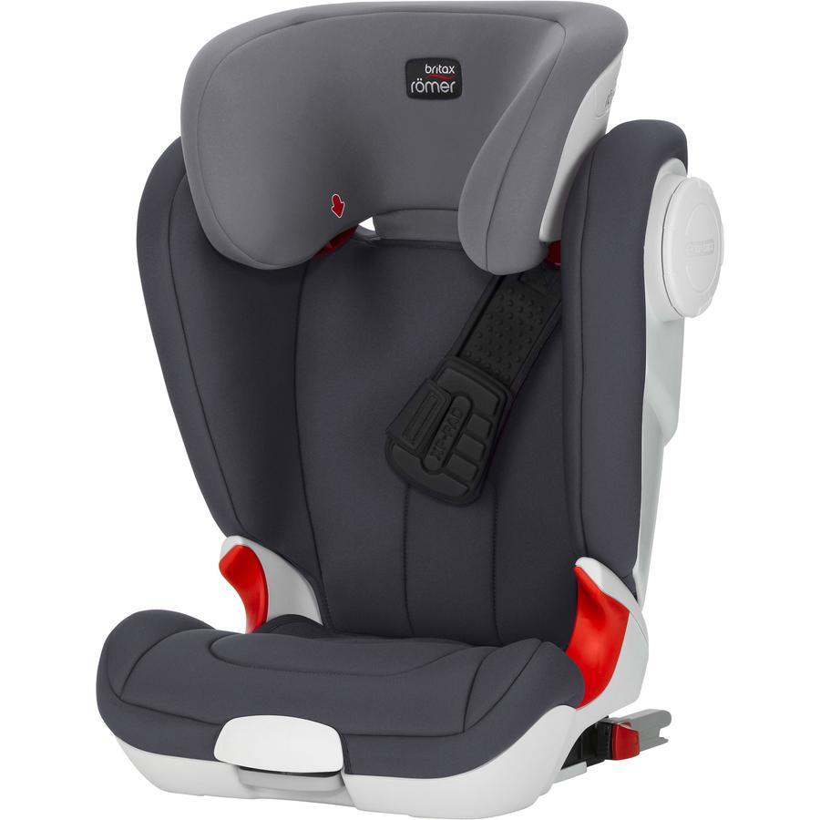 Britax Römer Car Seat Kidfix XP SICT Storm Grey
