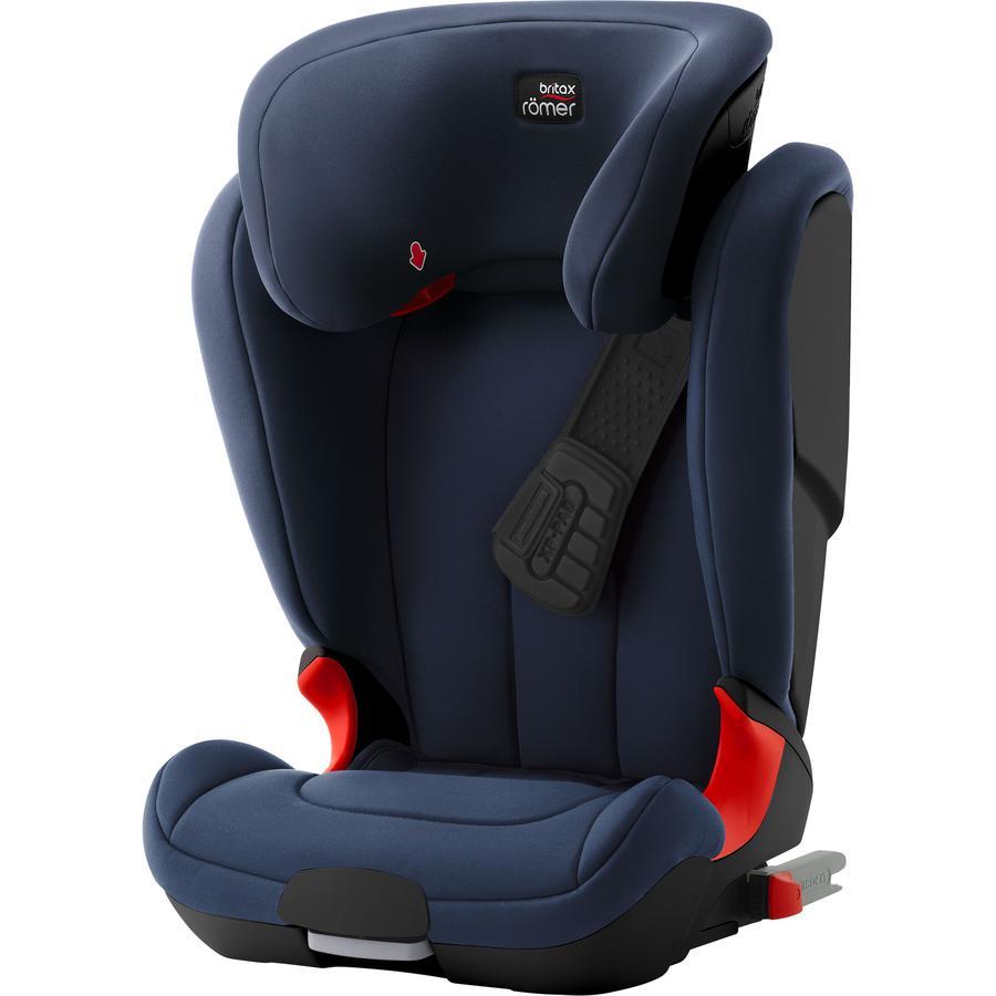 Britax Römer Kindersitz Kidfix XP Black Series Moonlight Blue