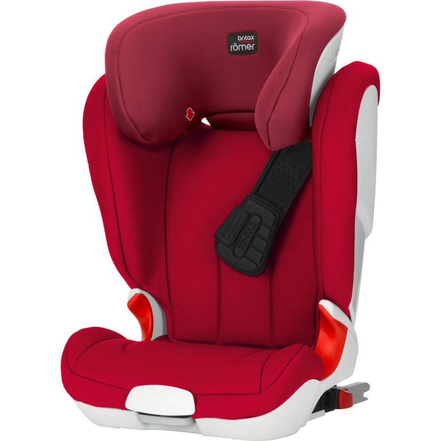 BRITAX RÖMER Fotelik samochodowy KIDFIX XP Flame Red