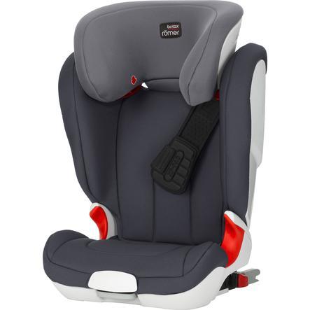 britax römer silla de coche Kidfix XP Storm Gris