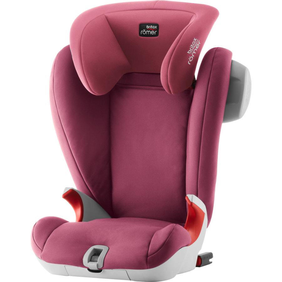 britax r mer kidfix sl sict turvaistuin wine rose. Black Bedroom Furniture Sets. Home Design Ideas