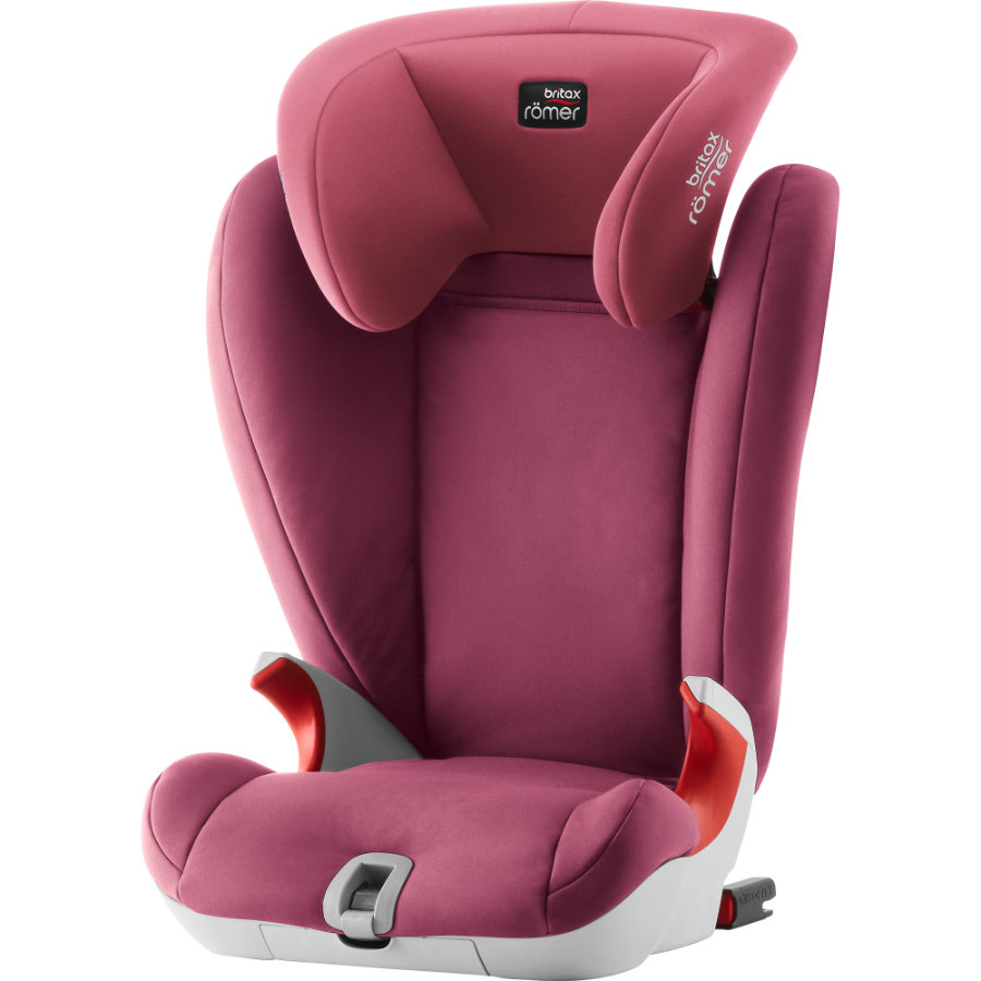 britax r mer si ge auto kidfix sl groupe 2 3 wine rose. Black Bedroom Furniture Sets. Home Design Ideas