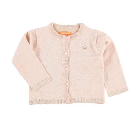 STACCATO Girls Strickjacke soft rosa
