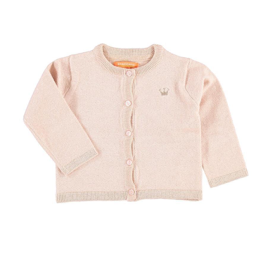 STACCATO Girl s cárdigan soft rosa