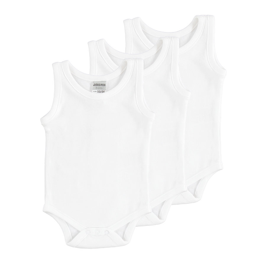 JACKY Body aisselle 3 pack blanc