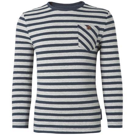 noppies Camisa manga larga Nebida azul oscuro