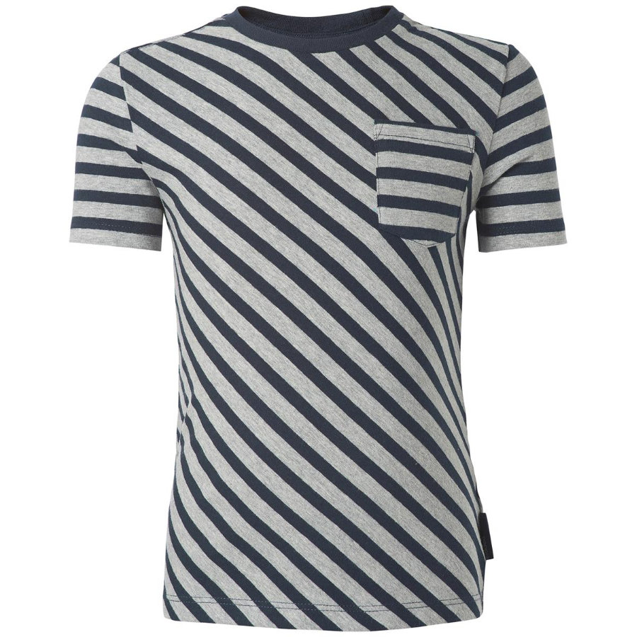 noppies T-Shirt Nesso dark grey melange
