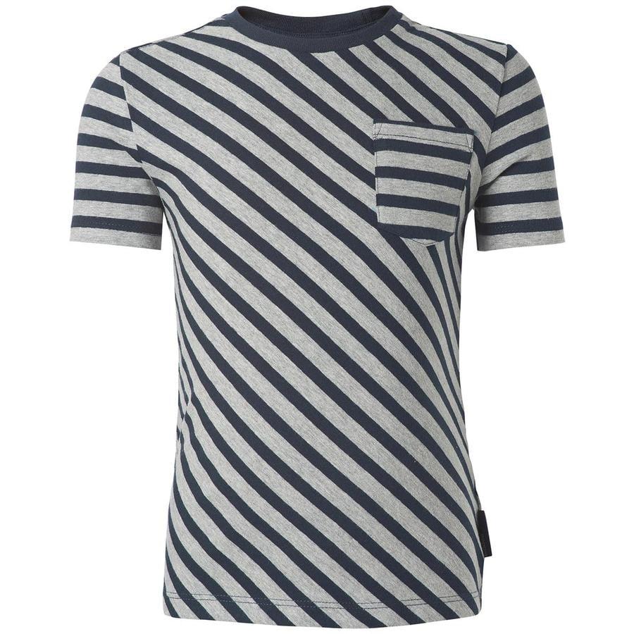 noppies T-Shirt Nesso donkergrijs melange