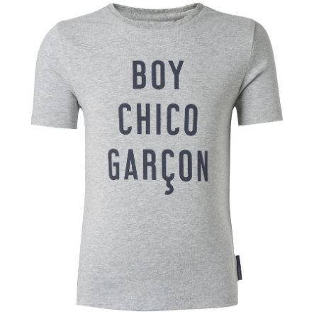 Noppies T-Shirt Nocera dark grey melange