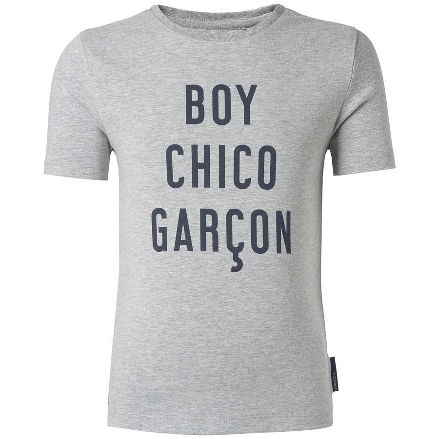 noppies T-Shirt Nocera gris foncé mélangé