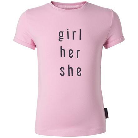 noppies T-Shirt Nerola jasny różowy