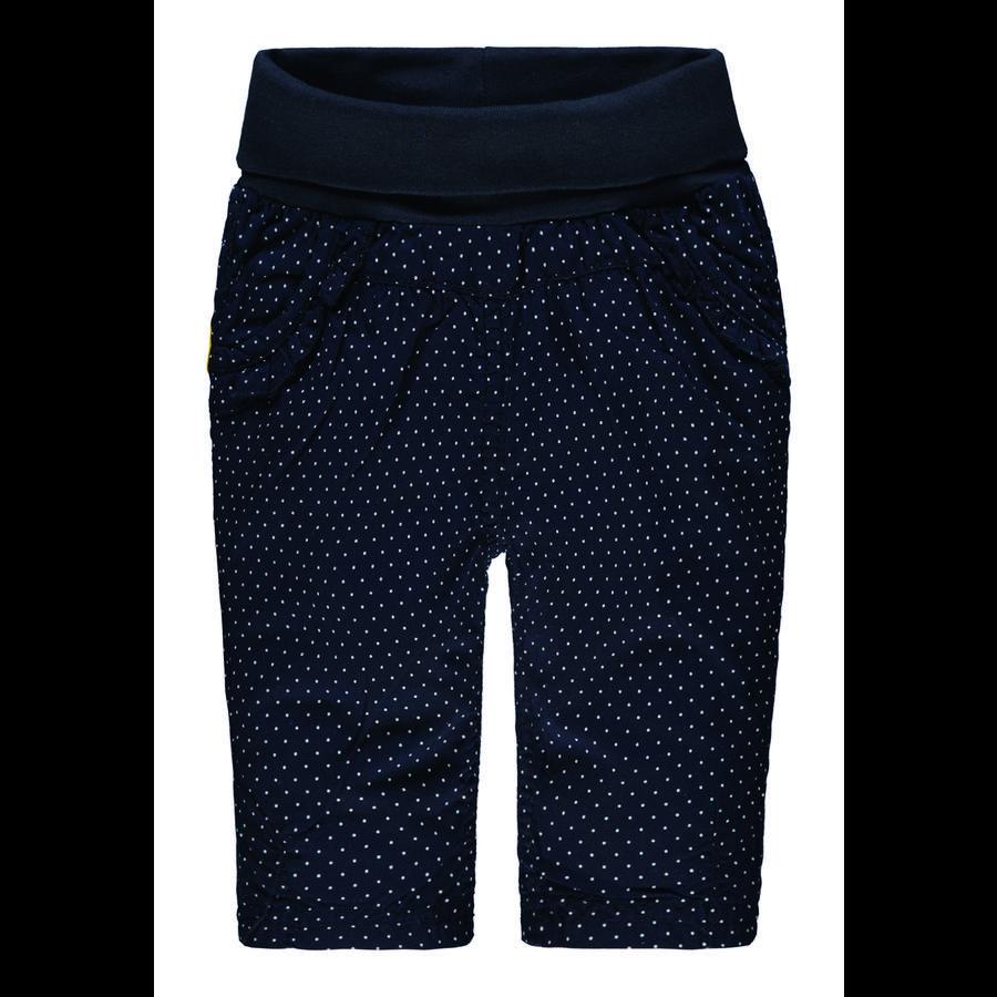 Steiff Girl s Pantalones, azul marino