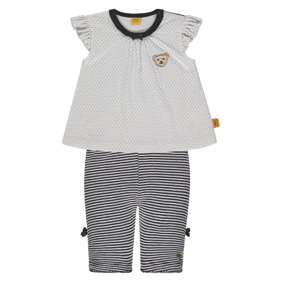 Steiff Girls Set 2-tlg, marine