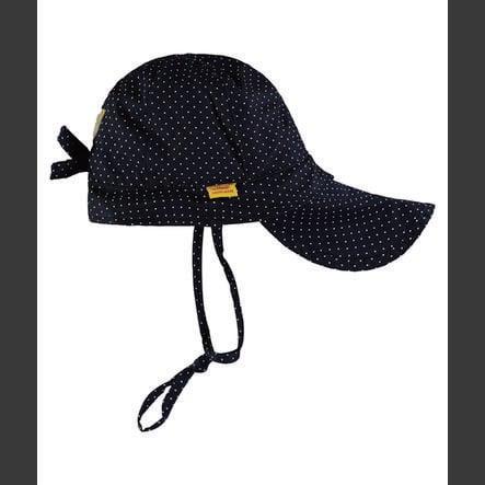 Steiff Girl cappello di s, dot navy