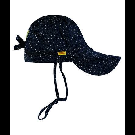 Steiff Girl s hoed, puntmarine...