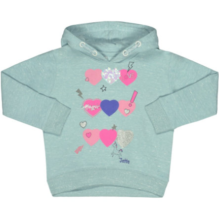 JETTE by STACCATO Girls Sweatshirt hellblau melange