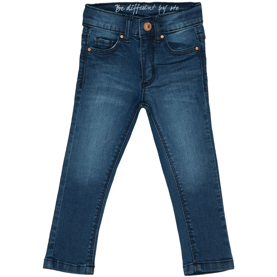 STACCATO Gilrs Skinny Stretch Jeans Slim Fit - Mid Blue