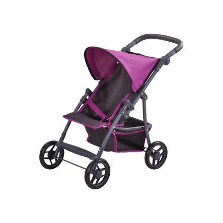 knorr® toys Golfový kočárek pro panenky Liba - tec purple